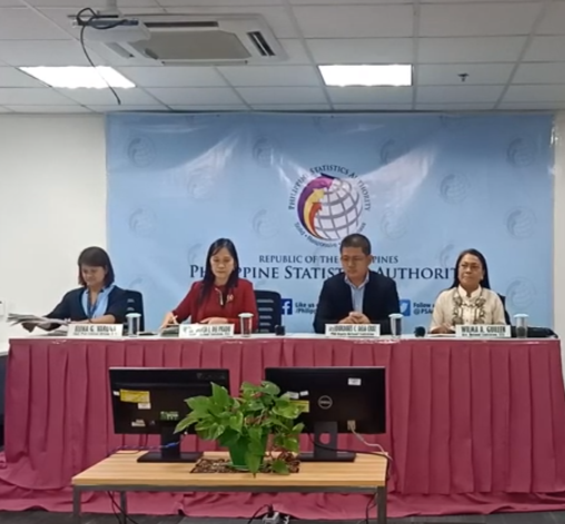 PSA Press Briefing on February 2020 Inflation