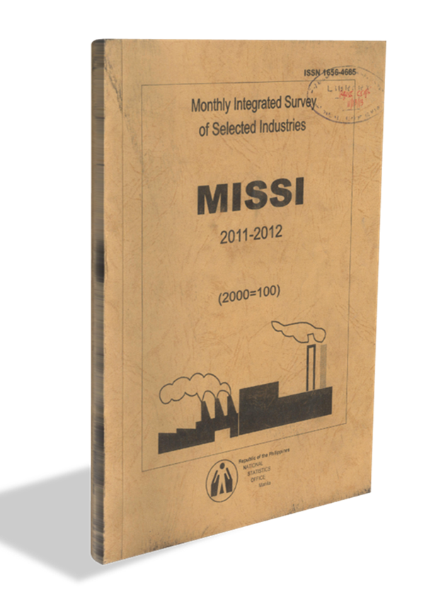 Monthly Integrated Survey of Selected Industries (MISSI)