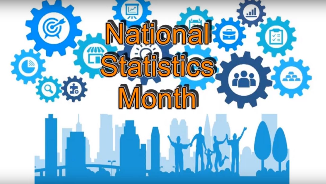 National Statistics Month Jingle Lyric Video