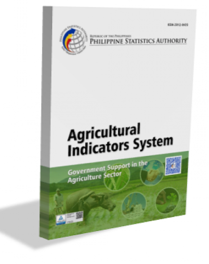 Agricultural Indicators System: Government Support in the Agriculture Sector