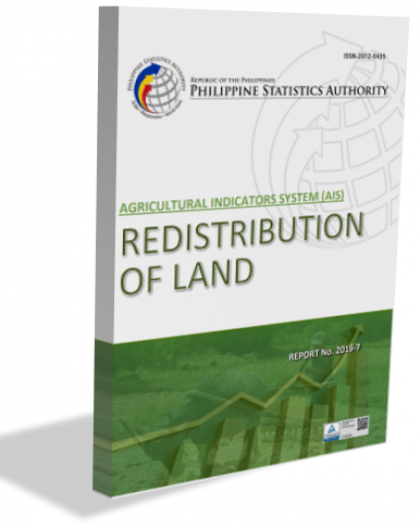 Agricultural Indicators System: Redistribution of Land