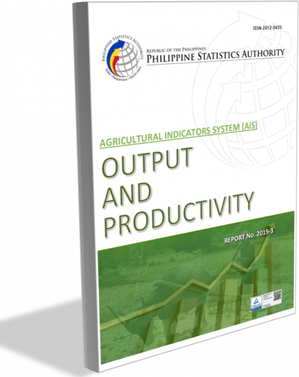Agricultural Indicators System Output and Productivity
