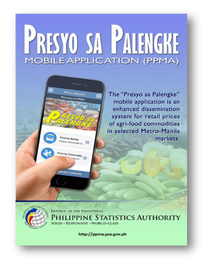Presyo sa Palengke Mobile Application (PPMA)